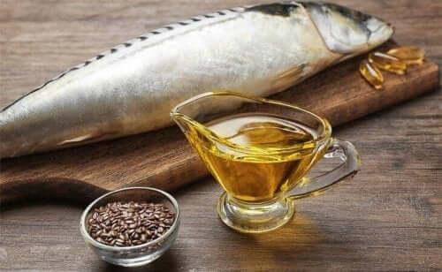 Fisk kan give vigtige fedtsoffer til hjernen