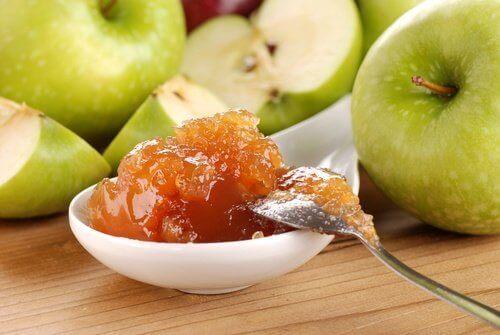 Æblegele er en klassiker, som virker mod forstoppelse