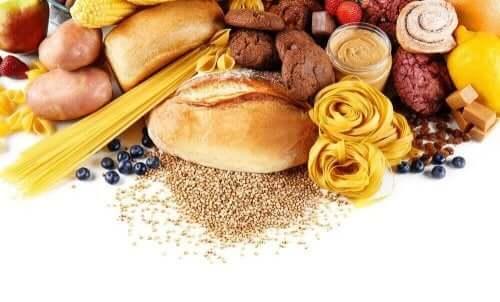 Kulhydrater er en del af kost til type 2 diabetes