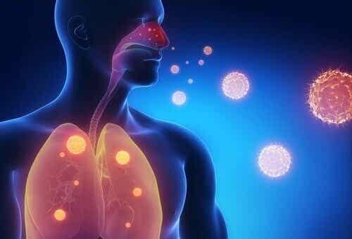 Sådan kan du lindre influenzasymptomer