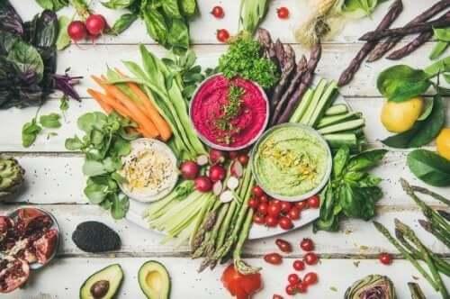 Fordele og risici ved raw food