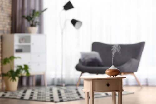 Luftrensere reducerer indelukkethed i dit hjem