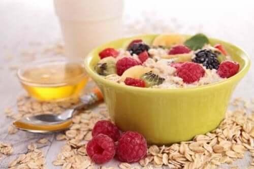 5 metoder til at reducere kolesterol i morgenmad