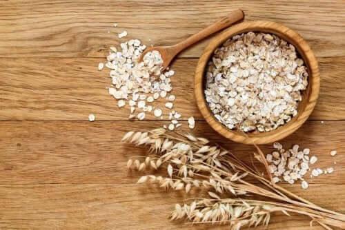 Havregryn er en af de bedste måder at reducere kolesterol i morgenmad