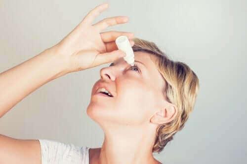 Anvendelse og bivirkninger ved Brimonidine