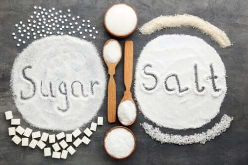 Indtag af sukker og salt: Hvad er værst for kroppen?