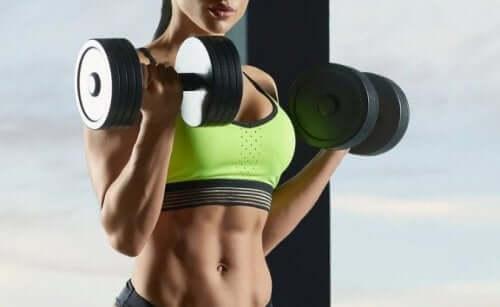 Mælkesyre og motion
