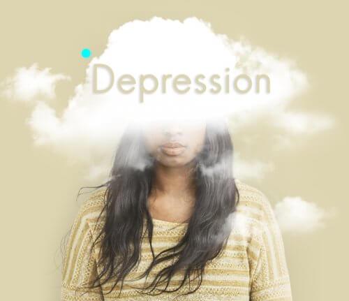 Skjulte vaner hos deprimerede mennesker