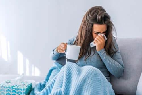 Find ud af, hvordan influenza påvirker kroppen