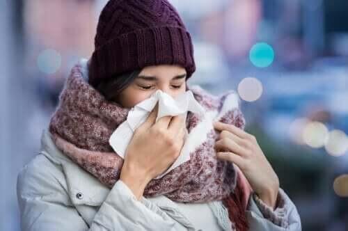 Forkølelse: Hvorfor bliver vi forkølede?