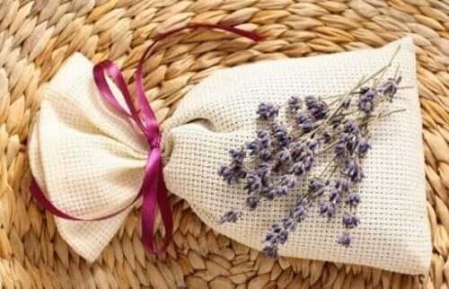 Lavendel i pose