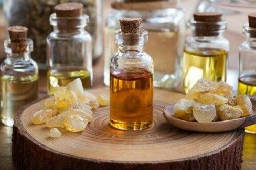 Frankincense æterisk olie har utrolige virkninger