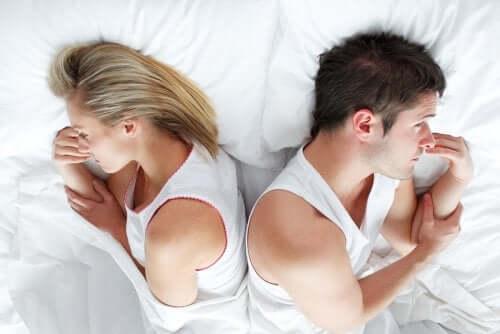 6 grunde til, at du ikke kan nyde sex fuldt ud