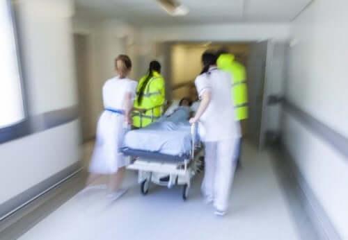 Læger gør klar til akut indledning
