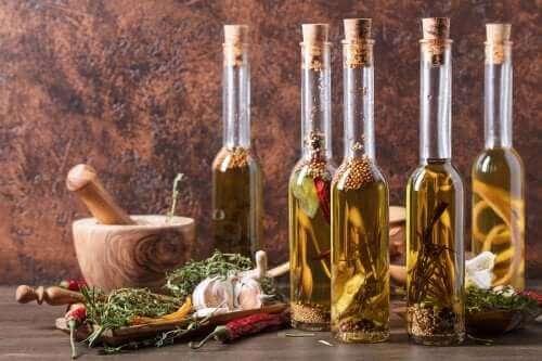 Hvilke vegetabilske olier er gode for helbredet?