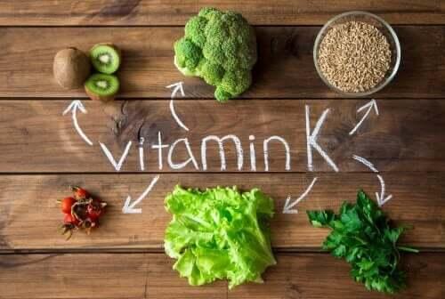 Grunde til, at man tager Vitamin K
