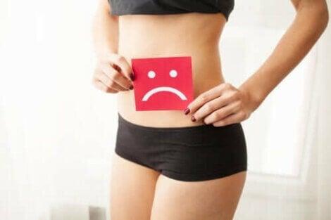svamp i skeden gravid symptomer
