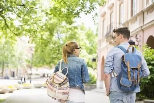 Forholdet mellem skoletasker og rygsmerter