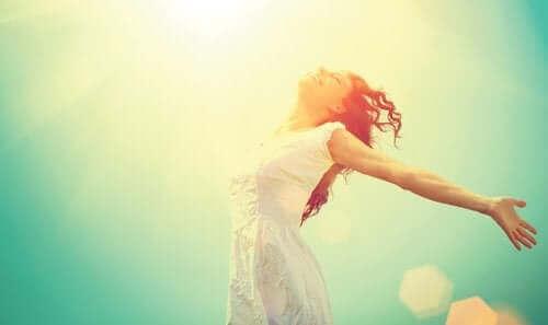 Tanker om lykke: Det er ikke en utopi at være lykkelig