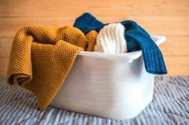 De bedste tips til vask af uldtøj