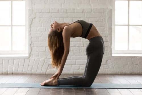 Prøv disse fem yogaøvelser til mavemusklerne