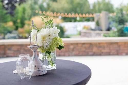 Idéer til billigt hjemmelavet bordpynt