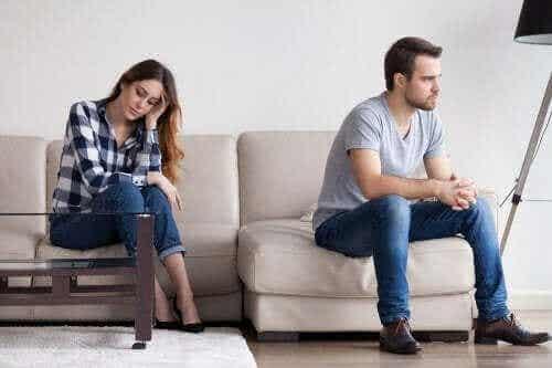 Årsager til, at din partner er blevet fjern
