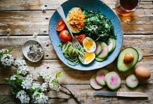 Hvad skal man spise med diabetes?