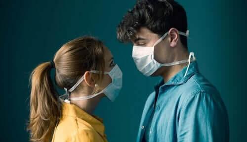 Kan coronavirus overføres seksuelt?