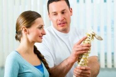 Fem øvelser til at styrke rygsøjlen