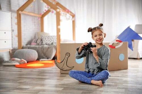 Sådan kan du indrette et børneværelse