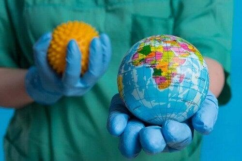 Coronavirus-pandemien: Forstå terminologien