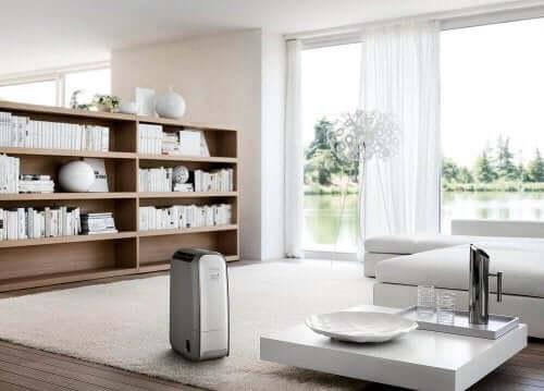 Affugteren beskytter dit helbred og dine møbler