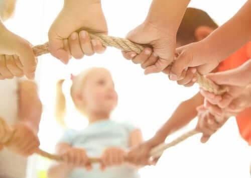 Samarbejdslege for børn: Derfor er det en god idé