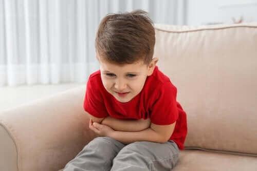 Sådan forhindres kvalme og opkast hos børn