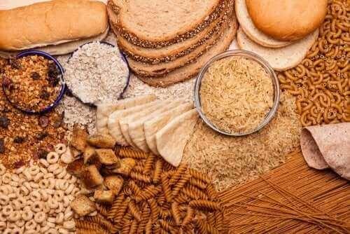 Fuldkornspasta er meget mere nærende end den raffinerede udgave på grund af det højere indhold af komplekse kulhydrater og fibre