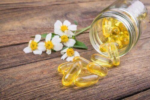 E-vitamin er en kraftfuld vævsregenerator på grund af dets antioxidante- og fugtighedsgivende egenskaber