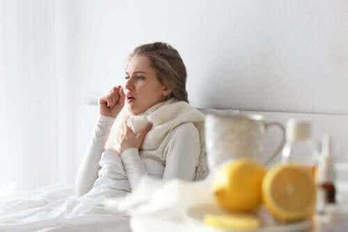 Du kan bekæmpe forkølelse derhjemme uden medicin