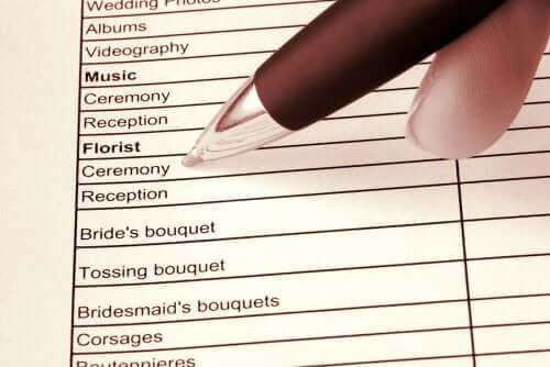Tips til at planlægge et hurtigt bryllup