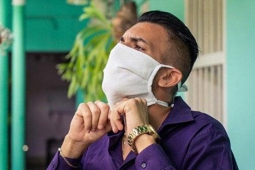 Stofmasker: Undgå at lave disse almindelige fejl