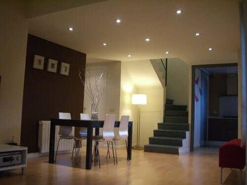 Belysning kan skabe et hyggeligt og indbydende hjem