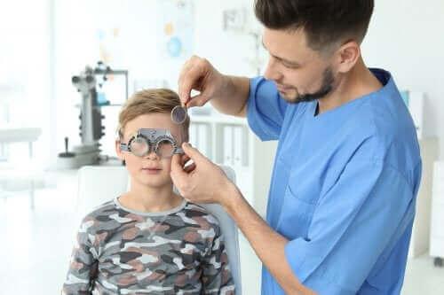 Opdag synsproblemer hos børn