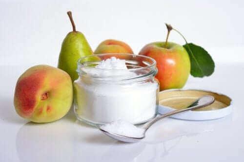Kost til arvelig fruktoseintolerance og fruktosemalabsorption