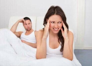 Forholdet mellem mentalt helbred og anorgasmi