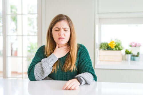 Løsninger til at lindre ondt i halsen