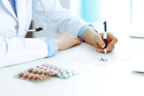 Læge ordinerer Rasagiline