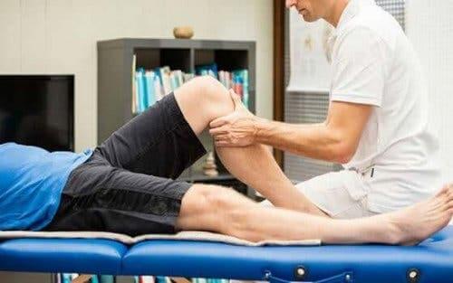 Massage af ben