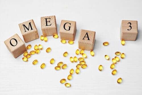 Omega-3 fedtsyrer