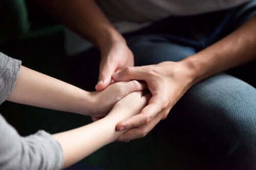 Fem måder at vise din partner, at du holder af dem