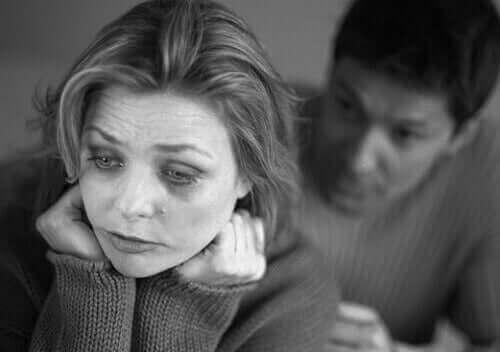 Par skændes som følge af relationen mellem mentalt helbred og anorgasmi